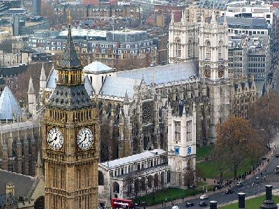 Westminster Abbey at Westminster Abbey