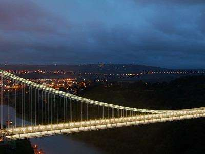 Clifton Suspension Bridge  at Visit Bristol