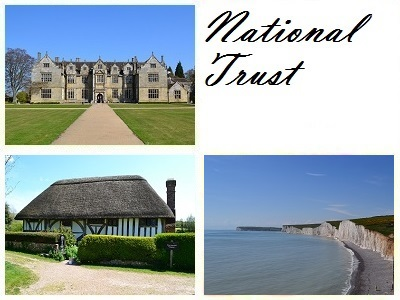 National Trust at Westbury College Gatehouse